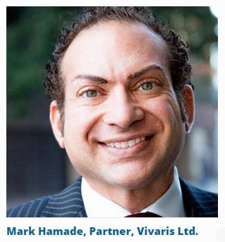 Mark Hamade Closeup